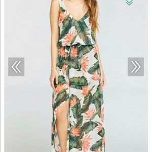 Kendall Maxi Dress Paradise Found